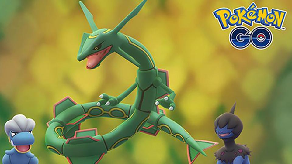 Pokémon Go: Dragon Week