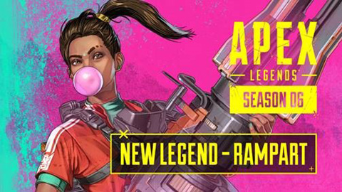 ¡Rampart entra en acción! Temporada 6 de Apex Legends