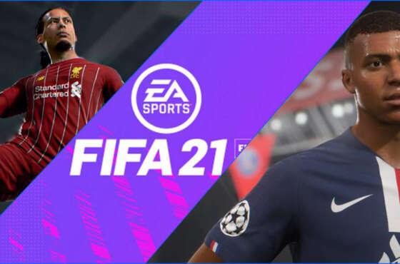 FIFA 21 anuncian nuevos packs con PS4 y PS4Pro