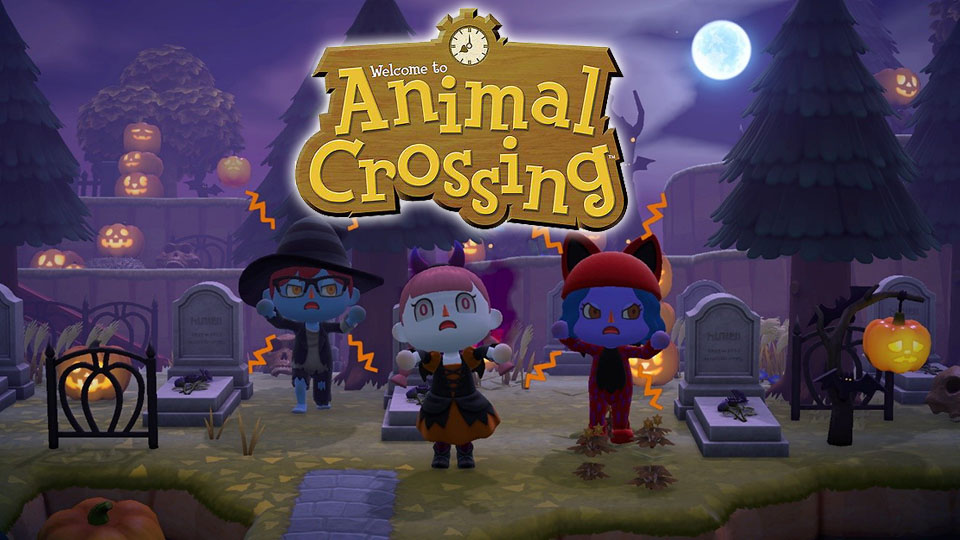 Animal Crossing: New Horizons se prepara para Halloween