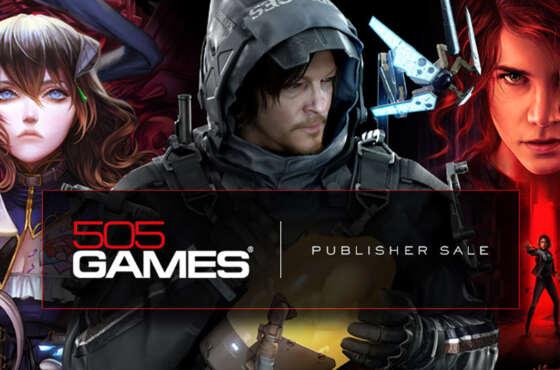 505 Games llega con nuevas promociones a Steam