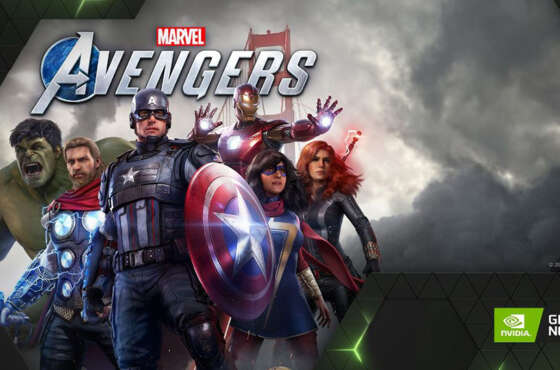 Marvels Avengers llega a GeForce NOW