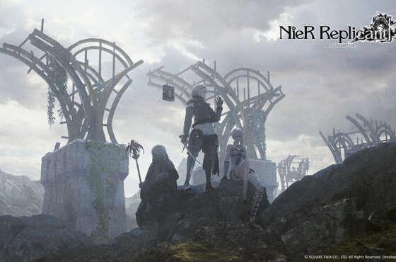 NieR Replicant, Square Enix anuncia la fecha de su estreno