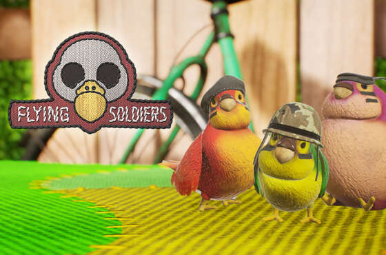 Flying Soldiers ya está disponible