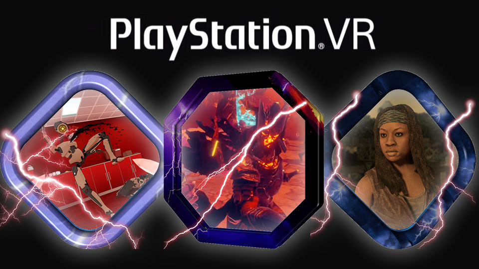 Budget Cuts, Until You Fall y The Walking Dead Onslaught ya están disponibles para PlayStation VR