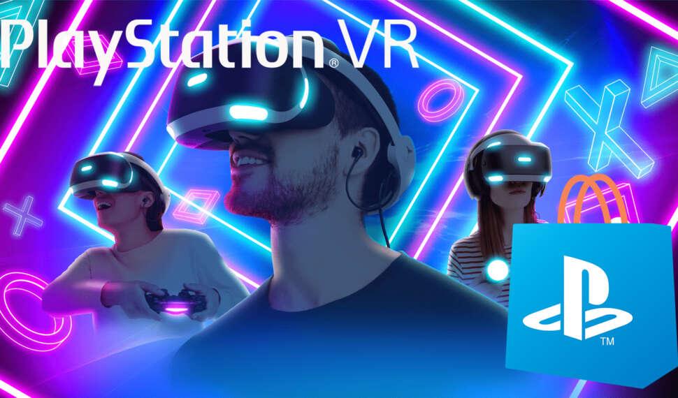 Las Rebajas de PlayStation VR llegan a PlayStation Store