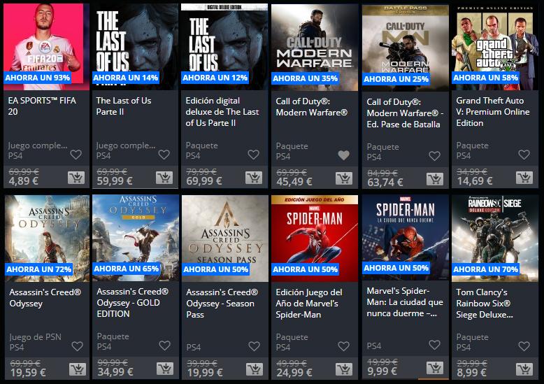 Selección Esencial PlayStation