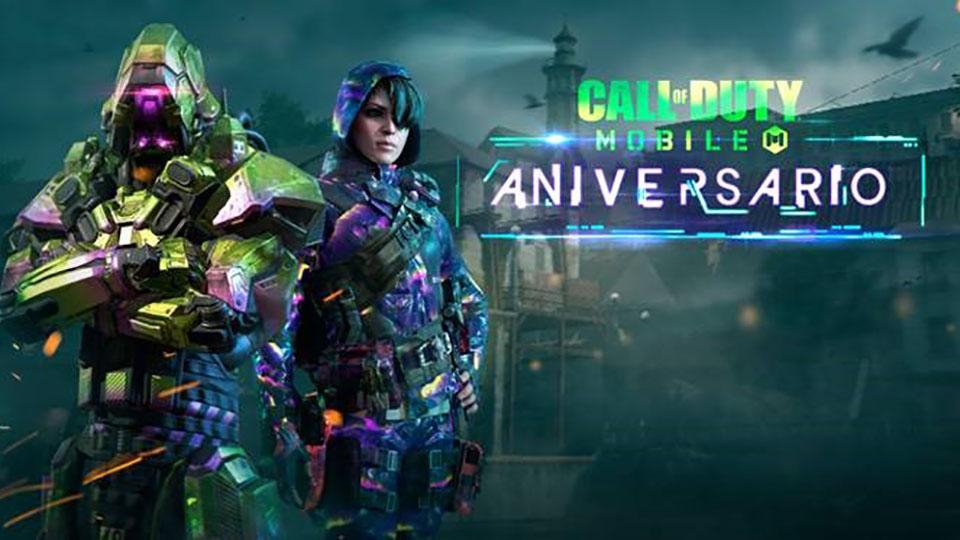 Call of Duty: Mobile. Primer Aniversario