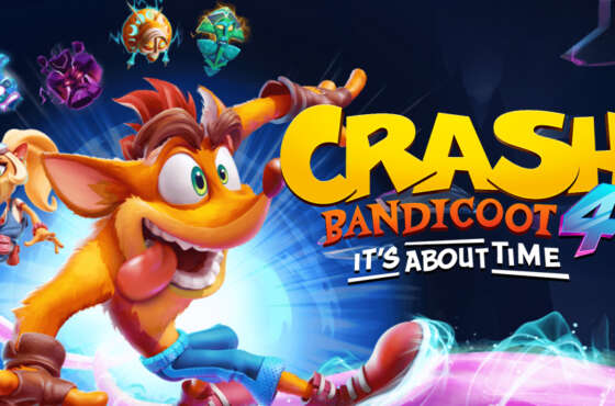 Crash Bandicoot 4: It's about time, ya está disponible
