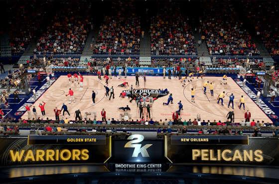 NBA 2K21 Next-Gen. Nuevo gameplay