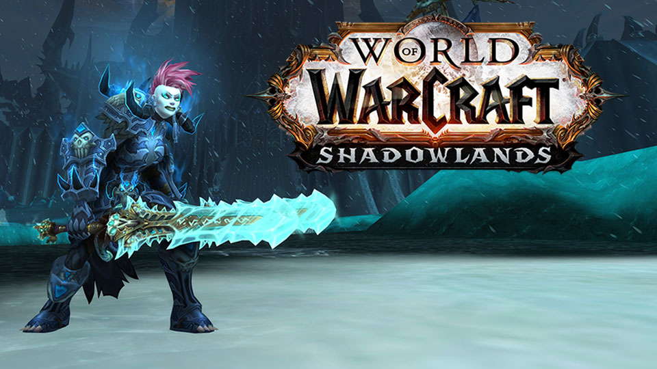 World of WarCraft ¡Ya está disponible el parche preliminar de Shadowlands!