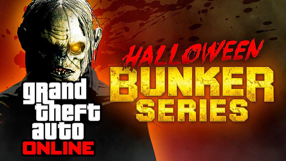 Halloween en GTA Online