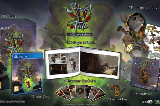Ghost of a Tale Collector's Edition