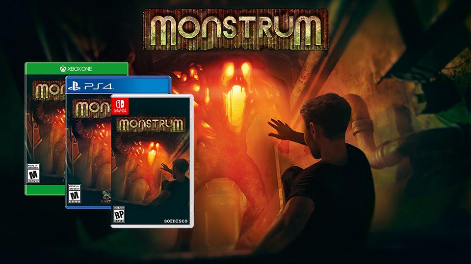 Monstrum ya está disponible