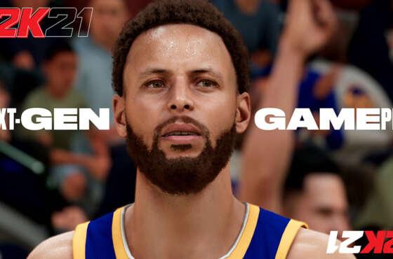 NBA 2K21 Next-Gen estrena un impresionante primer tráiler de gameplay