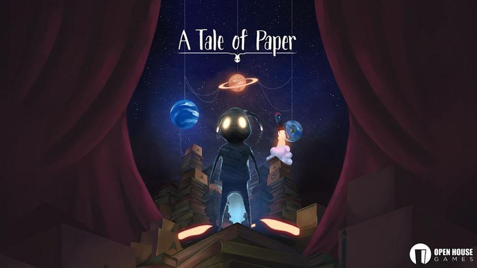 A Tale of Paper aterriza en PS4 el próximo 21 de octubre