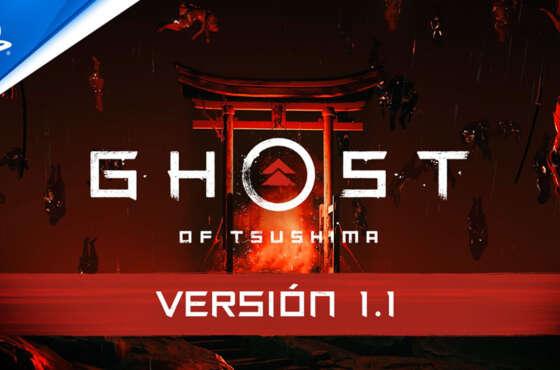 Ghost of Tsushima. Sucker Punch detalla la gran actualización 1.1.