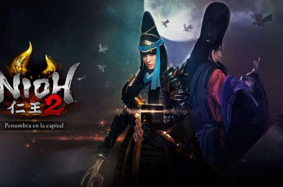 El segundo DLC de Nioh 2 llega a PlayStation 4