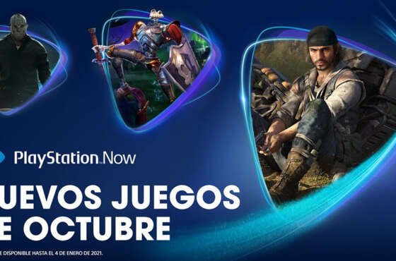 PlayStation Now en Octubre