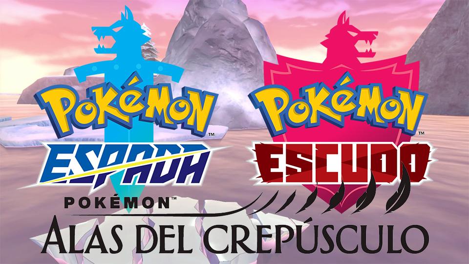 Pokémon Espada y Pokémon Escudo. Expansión las nieves de la corona