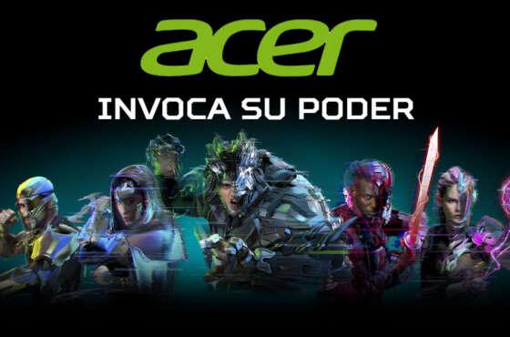 Selección de los mejores portátiles gaming Predator y Nitro para el Gamer profesional