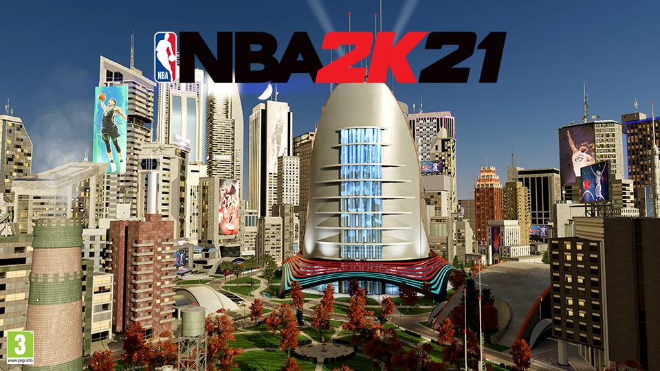 NBA 2K21 Next-Gen. La ciudad.