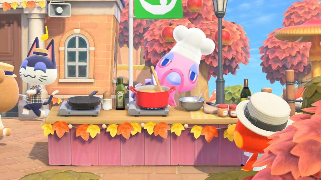 Animal Crossing: New Horizons - Día del Pavo