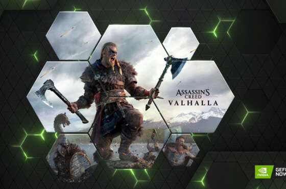 Assassin's Creed Valhalla llega a GeForce NOW