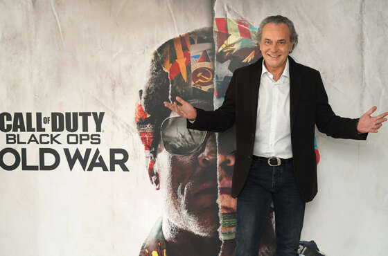 José Coronado, la voz de un personaje de Call of Duty: Black Ops Cold War
