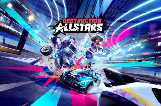Destruction AllStars presenta nuevas características y un tráiler gameplay