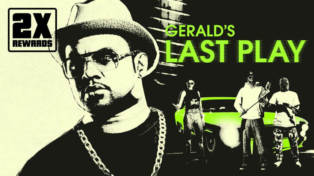 GTA Online - Gerald's Last Play