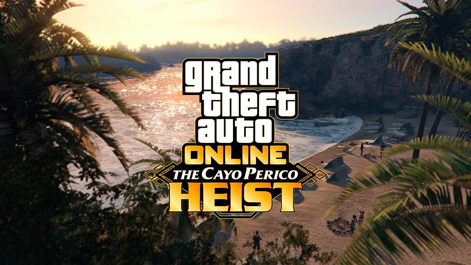 GTA Online. Golpe a Cayo Perico, disponible el 15 de diciembre