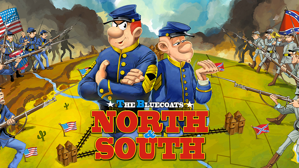 The Bluecoats: North & South ya está disponible