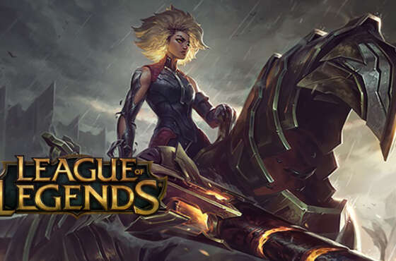 League of Legends: Rell