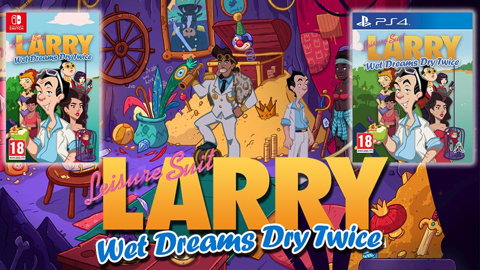 Leisure Suit Larry – Wet Dreams Dry Twice