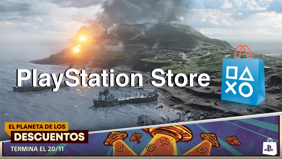 El Planeta de los descuentos invade PlayStation Store
