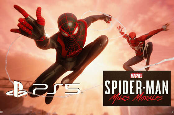 Marvel's Spider-Man: Miles Morales, disponible para PS4 y PS5