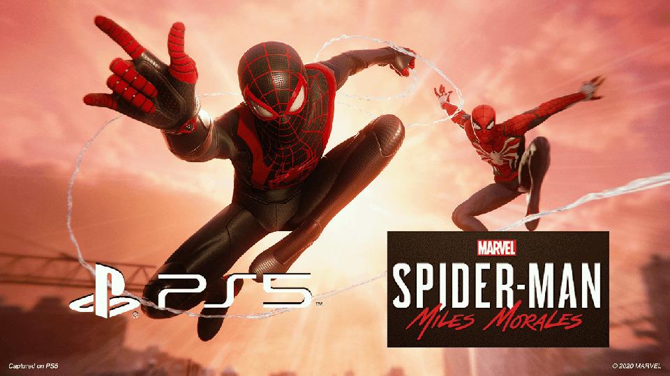 Marvel's Spider-Man: Miles Morales, disponible para PS4 y PS5