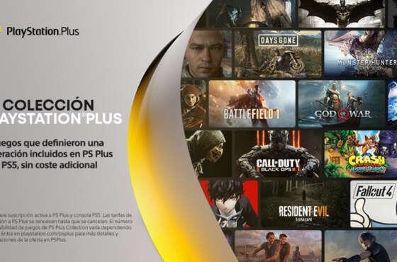 PlayStation Plus en diciembre