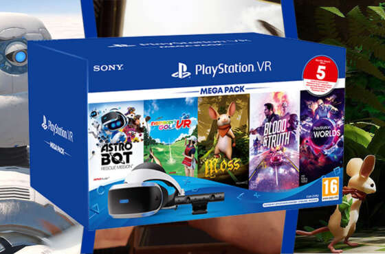 PlayStation VR Mega Pack