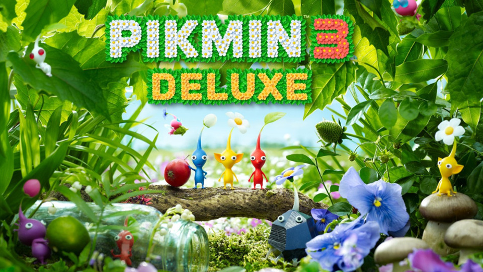 Pikmin 3 Deluxe para Nintendo Switch