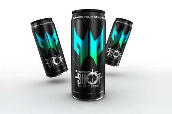 PredatorShot: la próxima generación de bebida energética