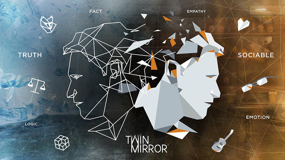 Twin Mirror ya se puede reservar en PlayStation 4 y Xbox One