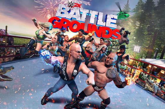 Laheem Lillard y Gronkster llegarán a WWE 2K Battlegrounds