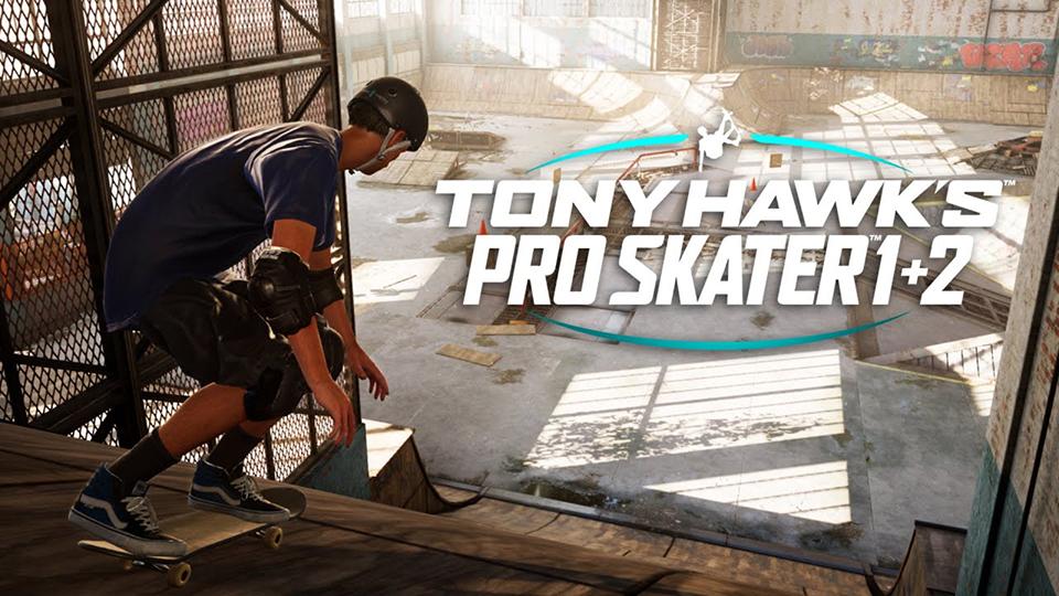 Tony Hawk's Pro Skater 1 + 2 ofrecerá customizaciones al más puro estilo Bandicoot