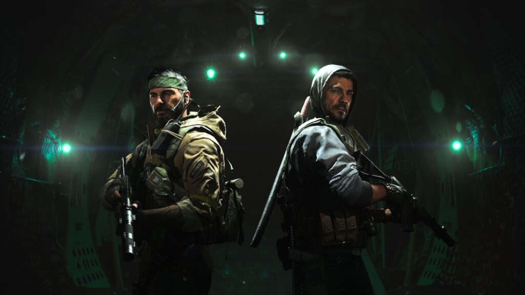 Call of Duty Black Ops Cold War y Warzone