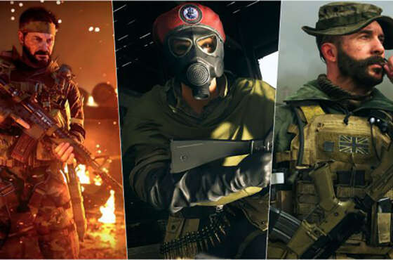Call of Duty: Black Ops Cold War y Warzone