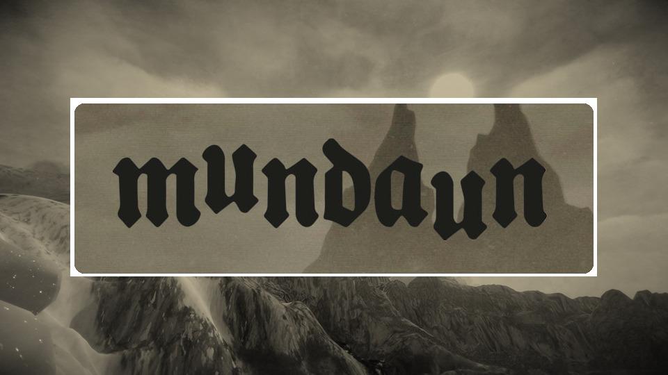Mundaun desvela nuevas imágenes y tráiler