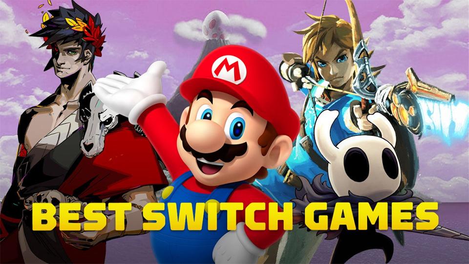 Nintendo Switch. Los mejores juegos