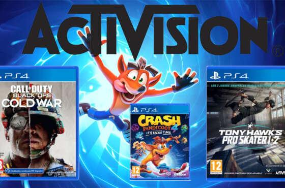 Los mejores juegos de Activision para estas navidades